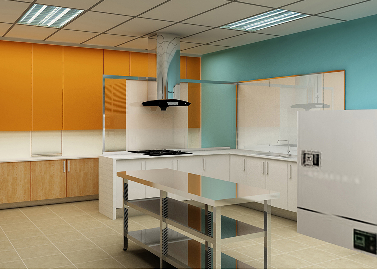 Commercial Projects in year 2011 Kraft Foods Malaysia