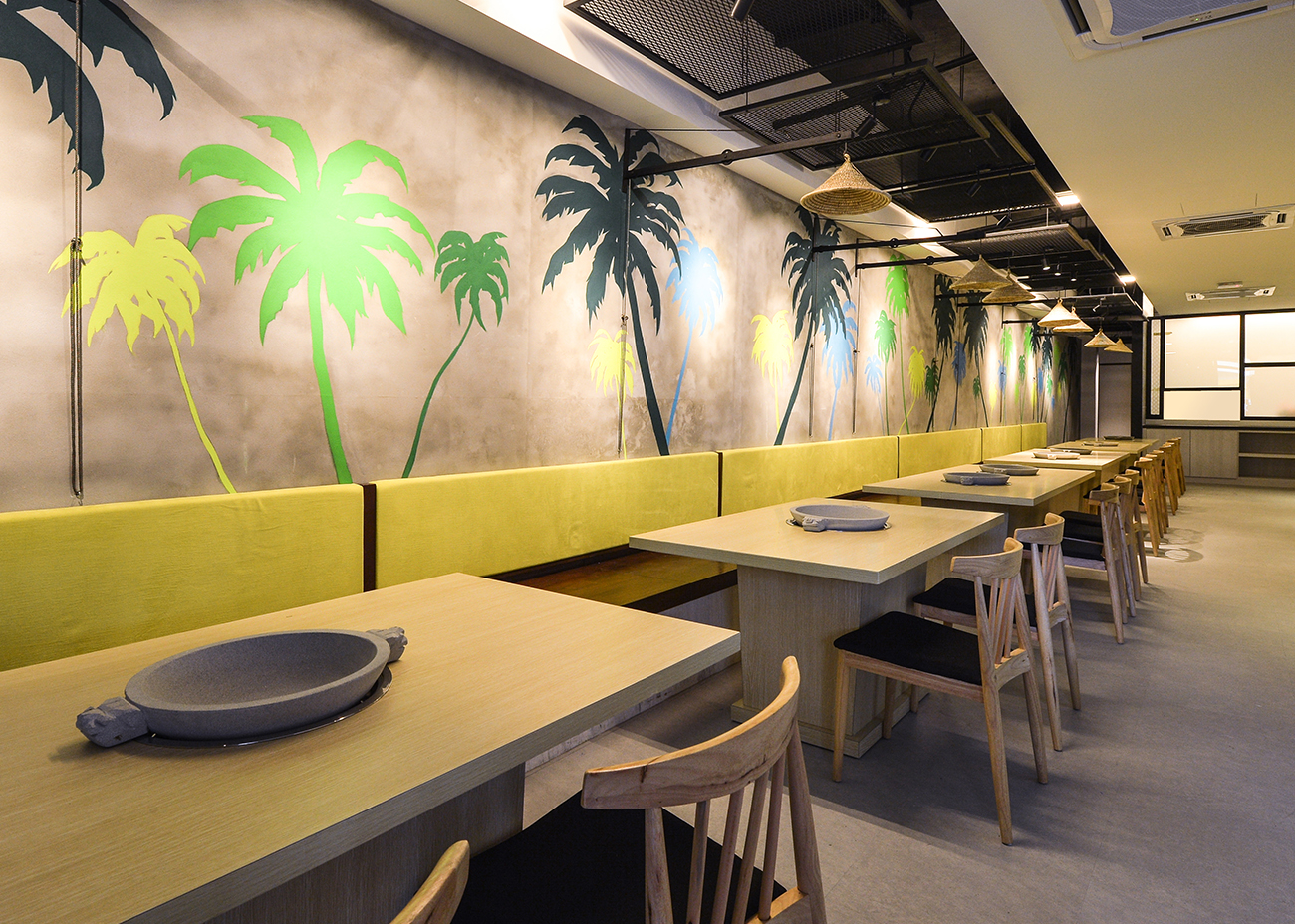 Commercial Projects in year 2016 Flavor Food Steamboat