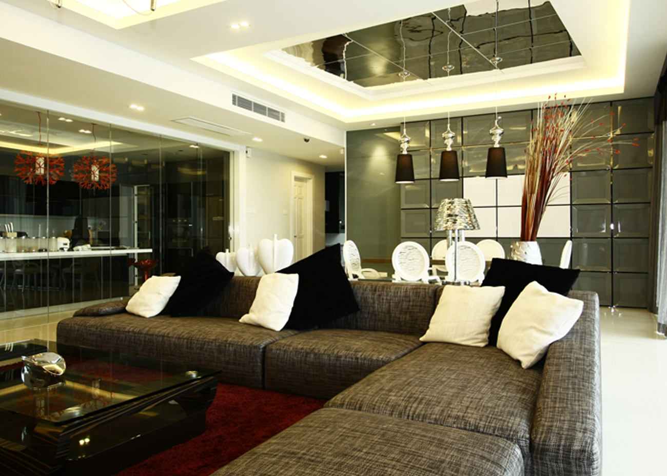 Residential Projects in year 2011 Infinity Beachfront Super Condominium