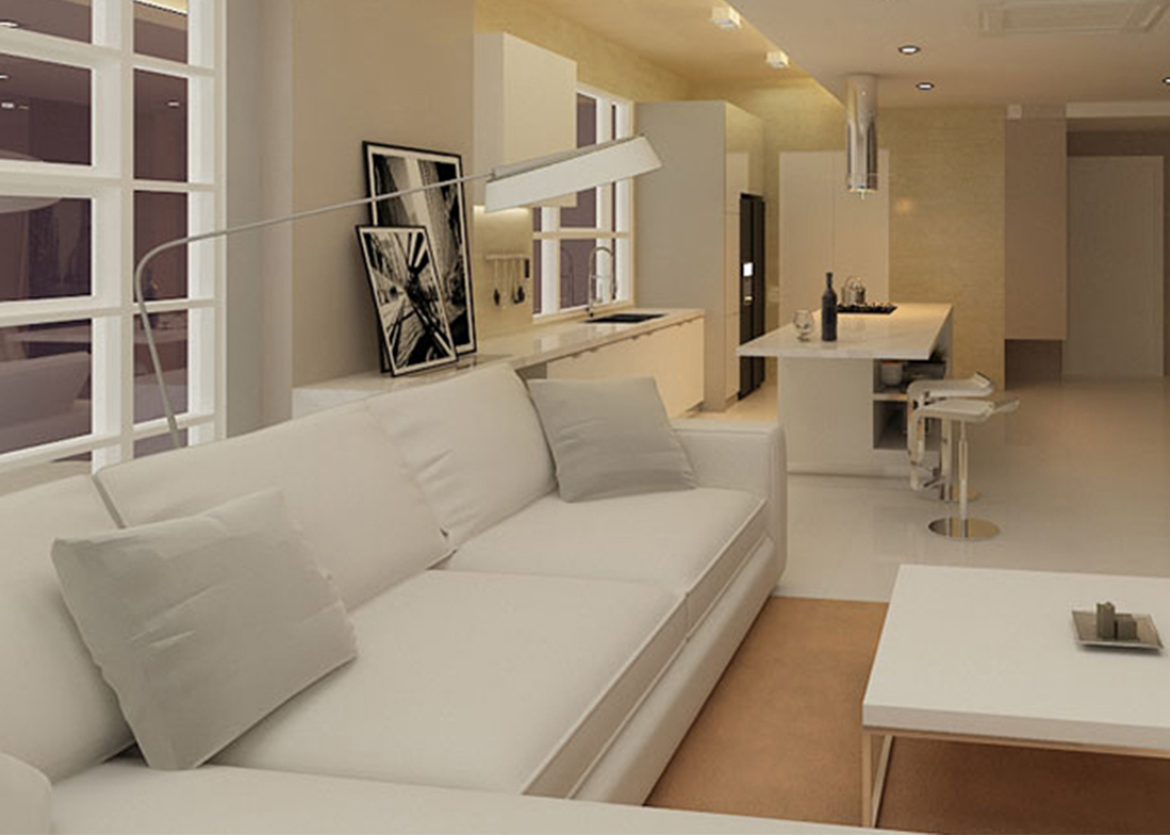 Residential Projects in year 2011 The Breeza