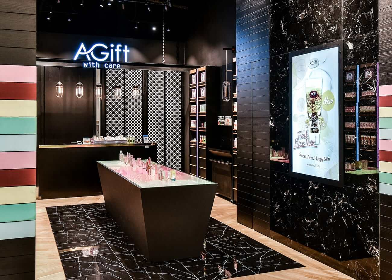 AGIFT WITH CARE R&F MALL, JOHOR BAHRU